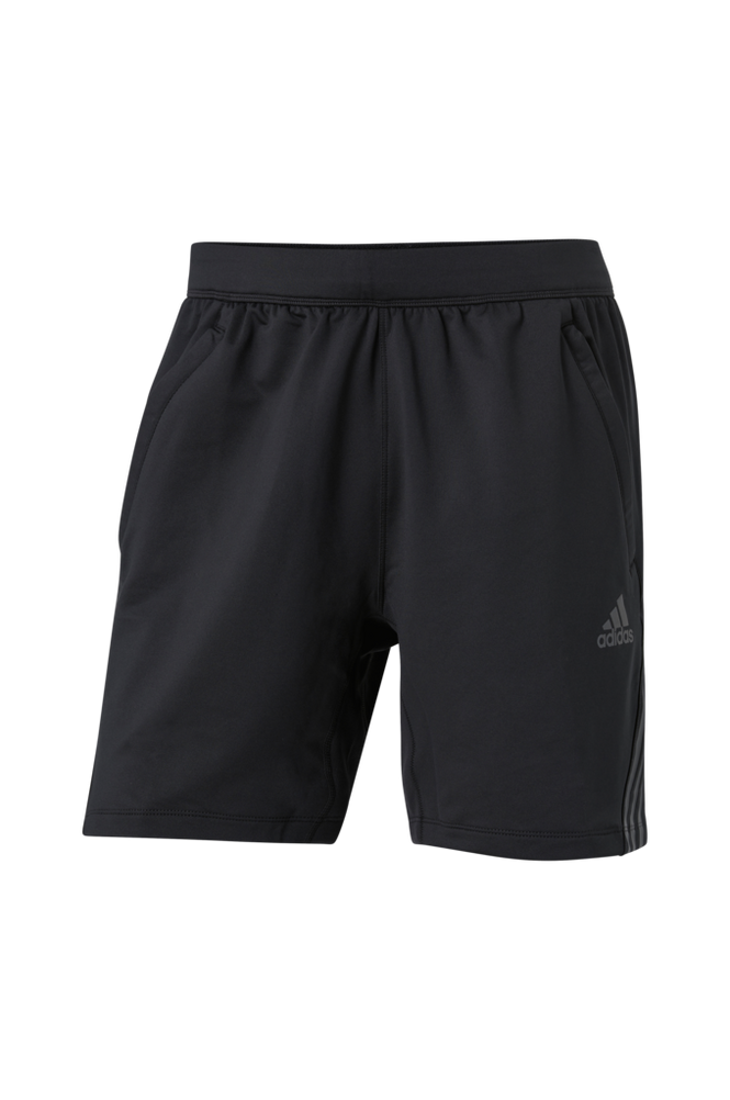 adidas Sport Performance Træningsshorts Aeroready 3-stripes Cold Weather Knit Shorts