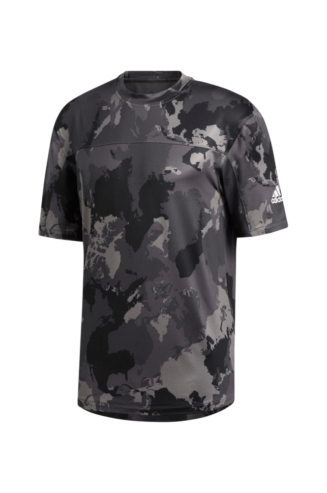 adidas Sport Performance Trænings-t-shirt Continent Camo City Tee