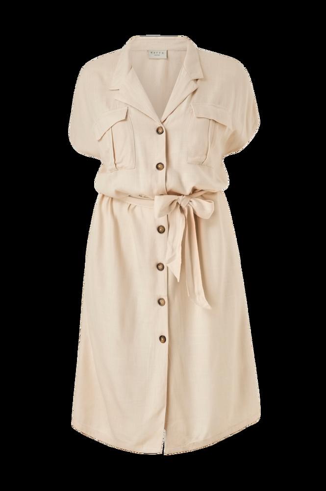 KAFFE Curve Skjortekjole kCidora Shirt Dress