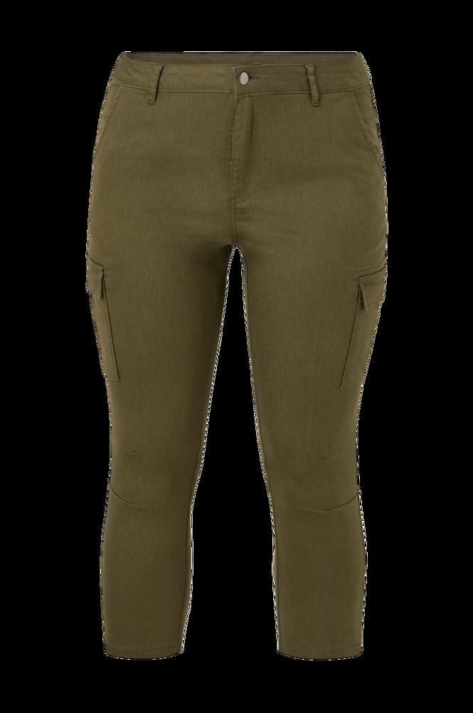 KAFFE Curve Bukser kCmani Capri Pants