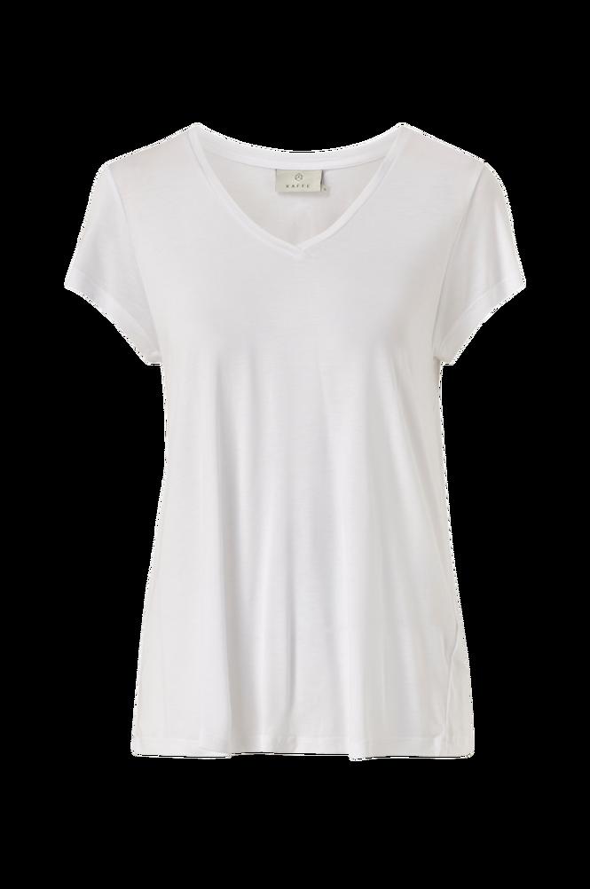 Kaffe Top Anna V-Neck T-shirt