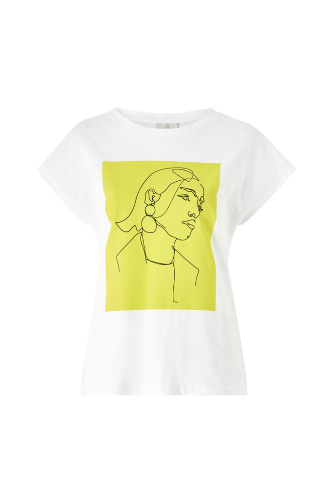 Kaffe Top kaRadella T-shirt SS