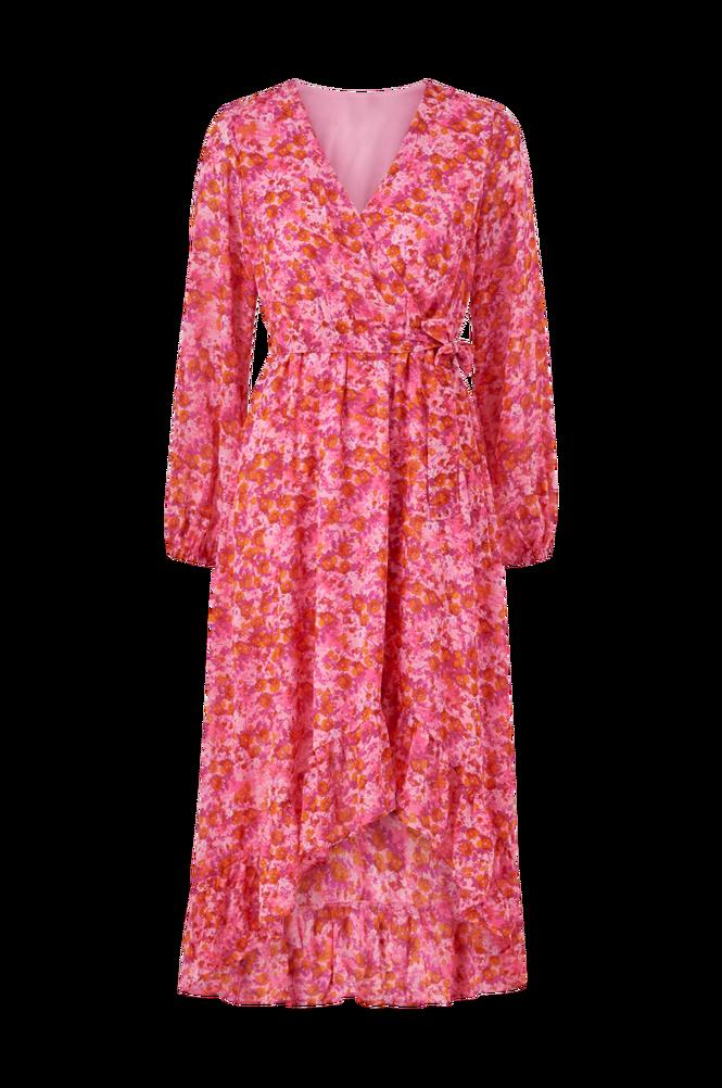 Vero Moda Kjole vmAnneline L/S Frill Ancle Dress