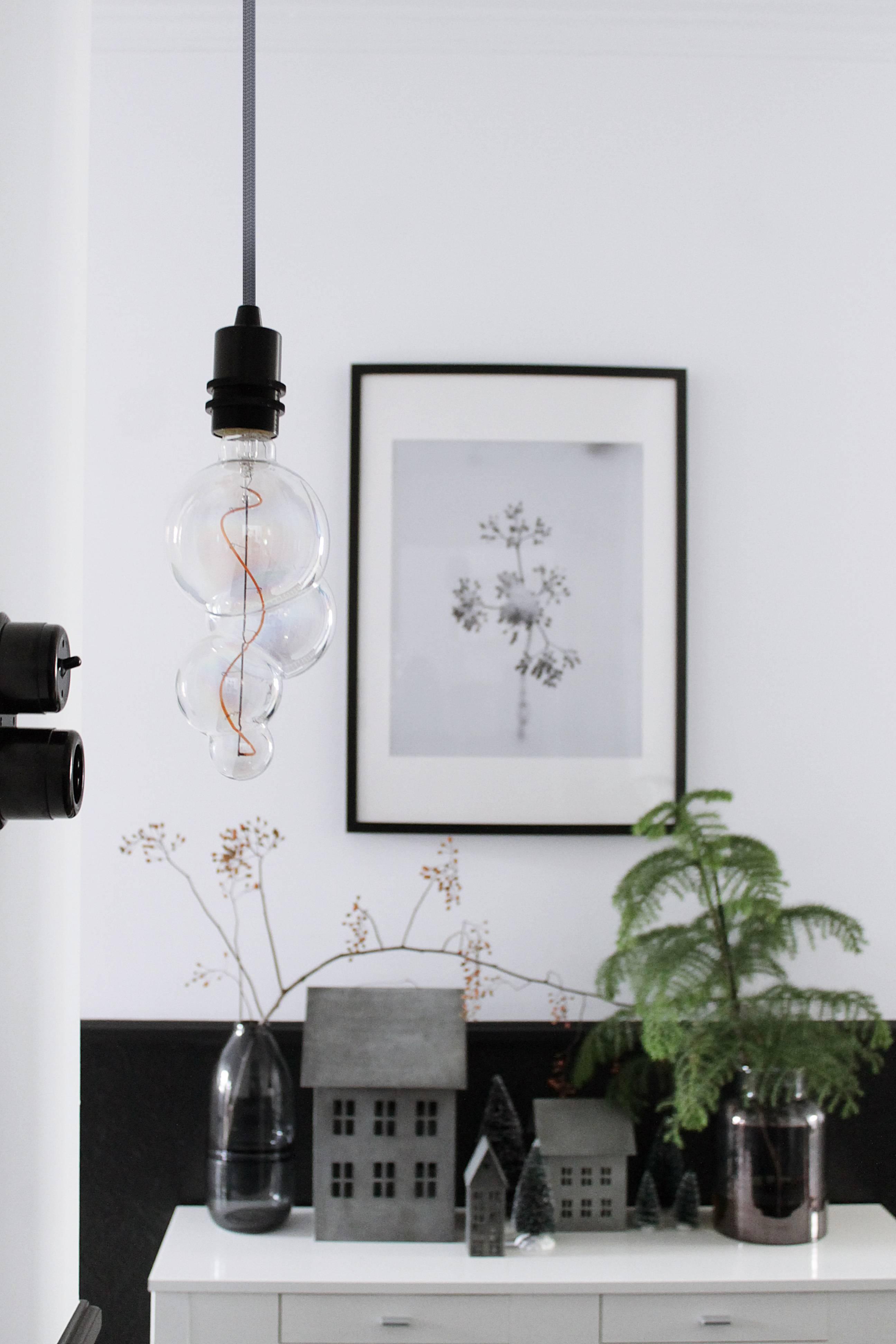NUD Collection Lampesokkel Bolt Svart Belysning & lamper