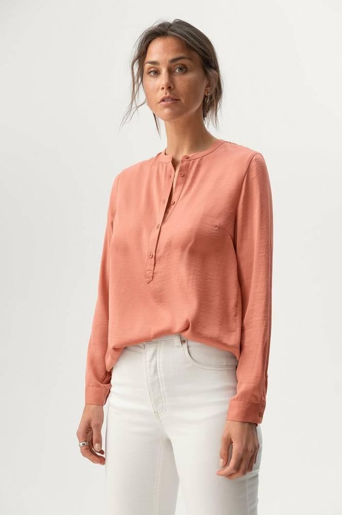 Saint Tropez Bluse VeraSZ LS Shirt