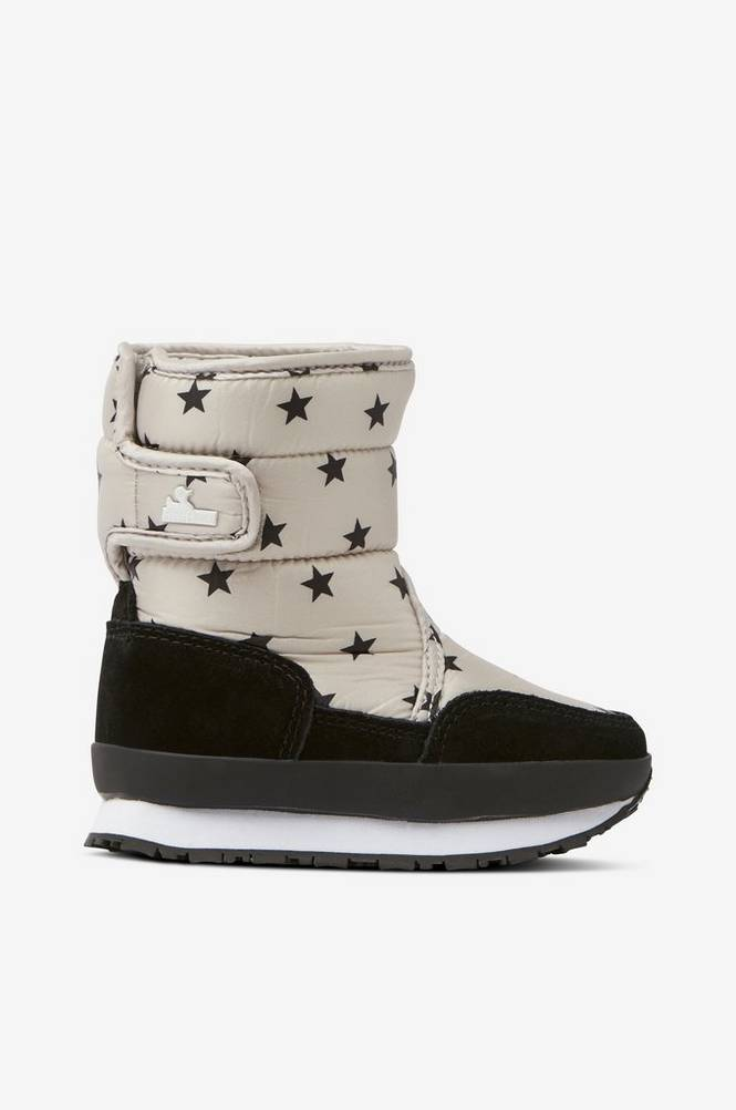 Rubber Duck Vinterboots RD Classic Snowjogger Star