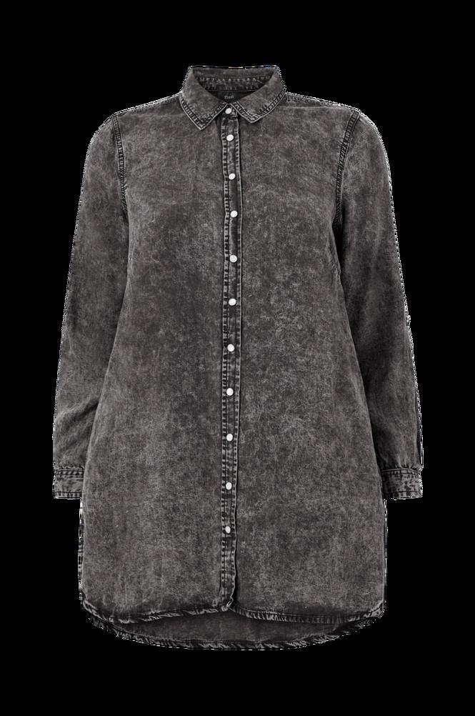 Zizzi Skjorte jSaint L/S Shirt