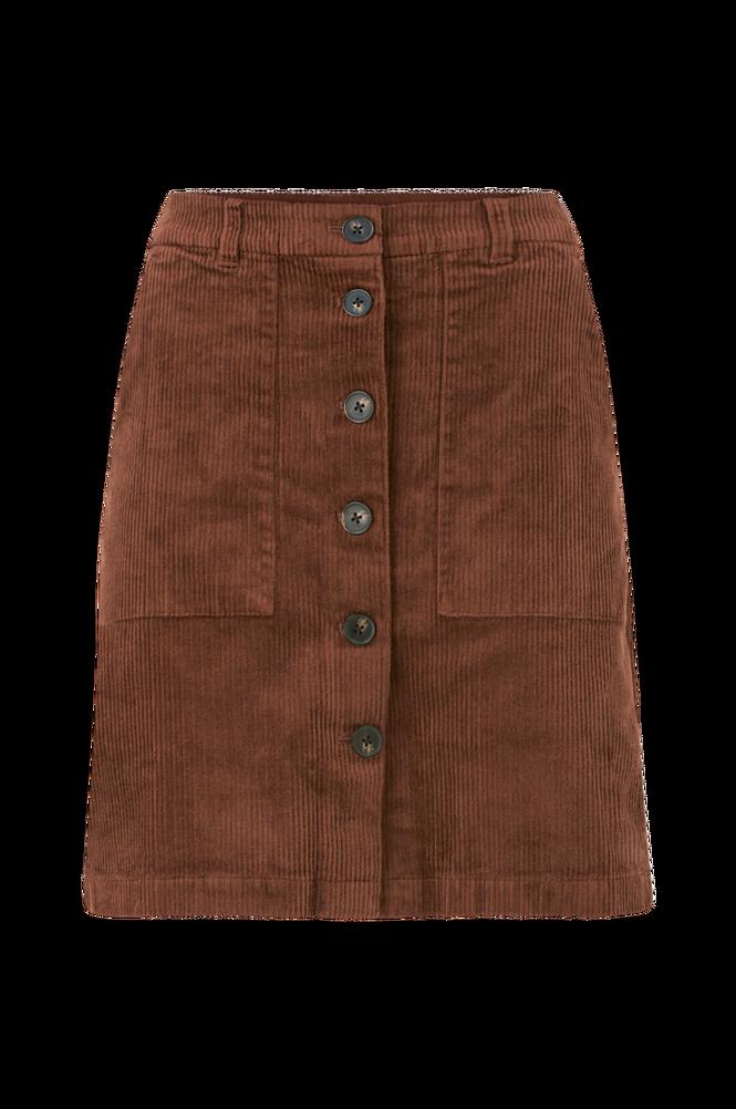 Part Two Fløjlsnederdel TessPW Skirt