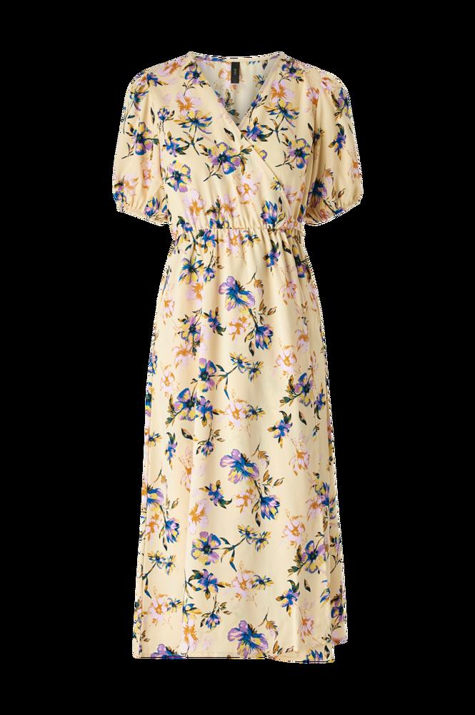 Y.A.S Slå om-kjole yasSophia SS Ankle Dress