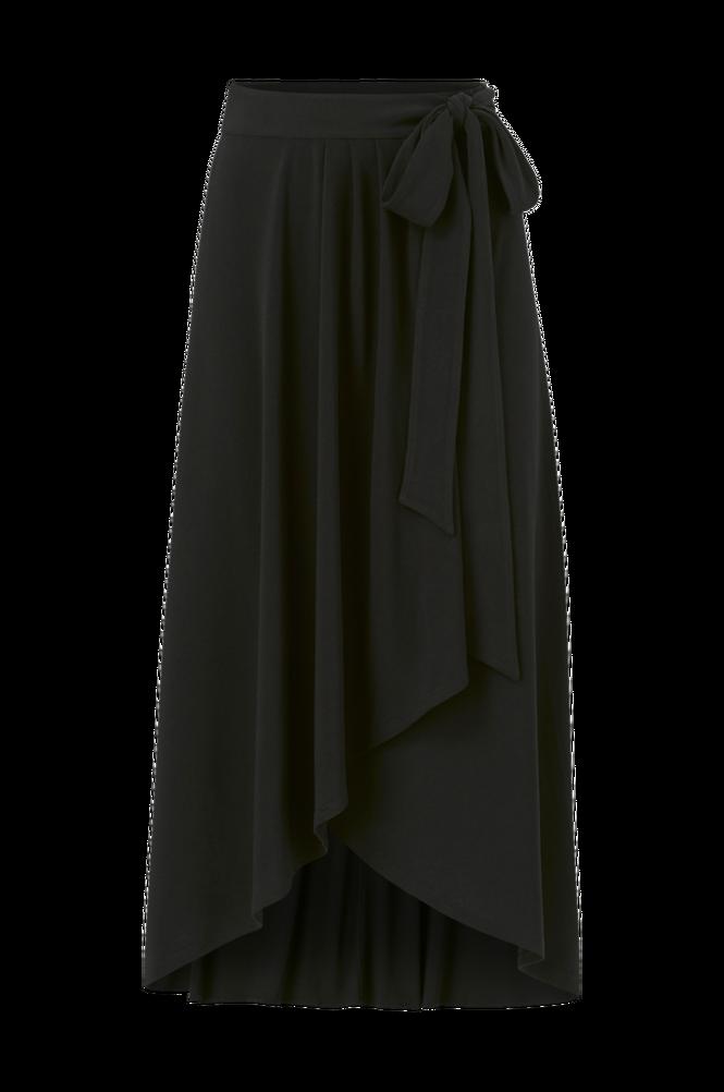 Ilse Jacobsen Slå om-nederdel Volant 6295