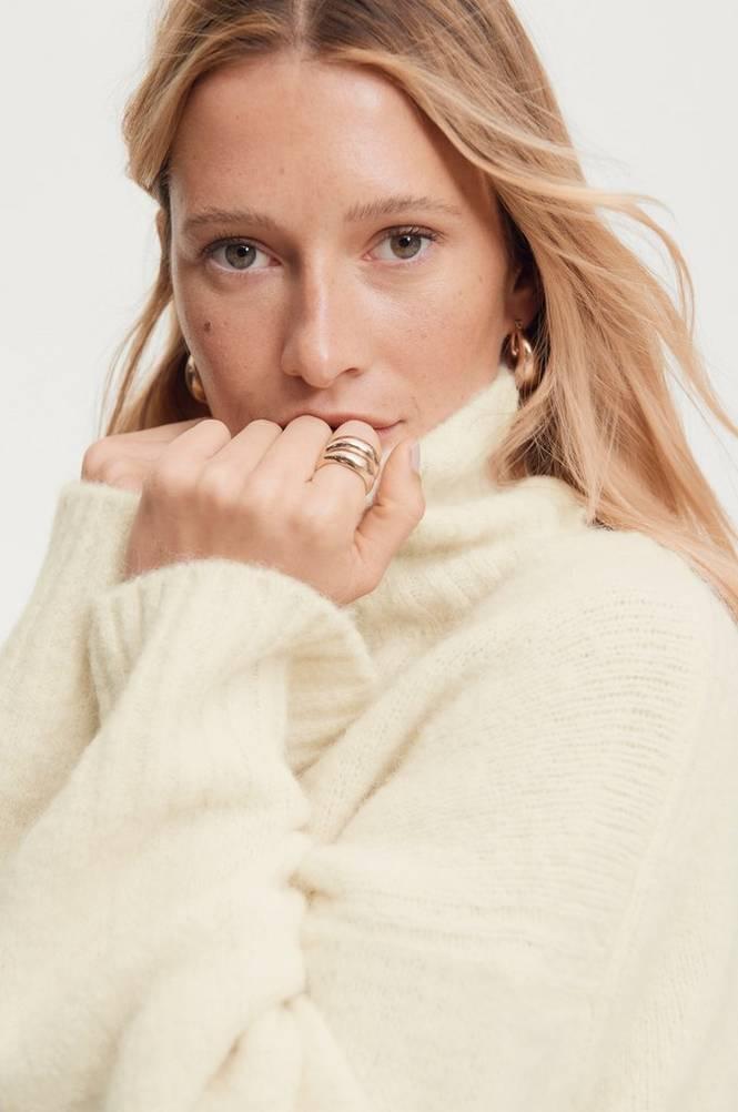 Dagmar Trøje Perlina Sweater