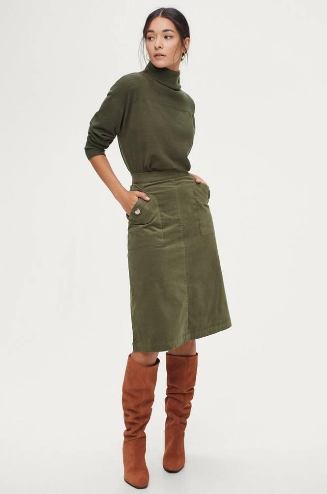 Saint Tropez Nederdel CordieSZ Skirt