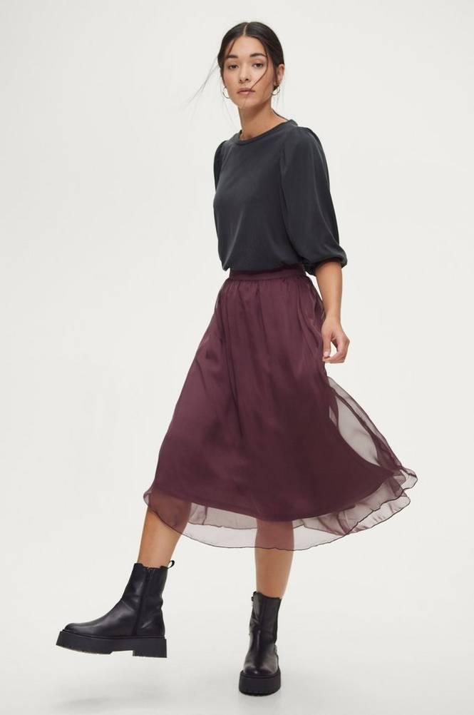 Saint Tropez Nederdel CoralSZ Skirt