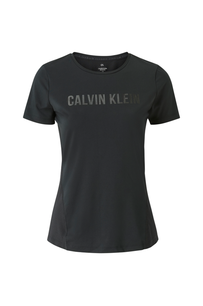 Calvin Klein Performance Træningstop Short Sleeve T-shirt