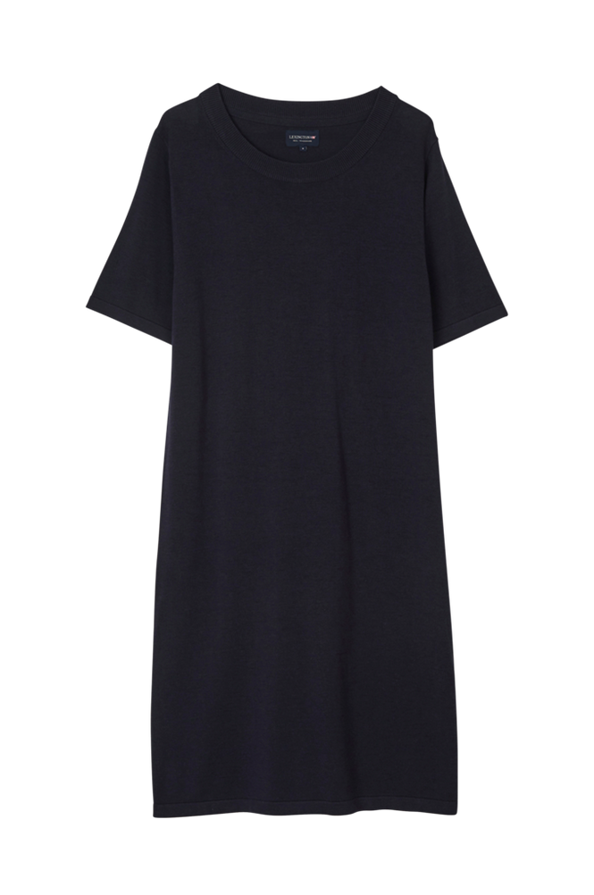 Lexington Kjole Amy Cotton/Bamboo Knitted Dress