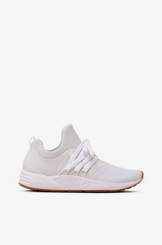 Arkk Copenhagen Sneakers Raven Mesh S-E15 White Gum
