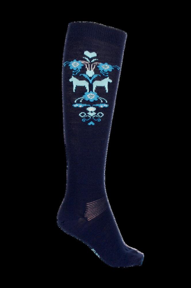 Bagheera Strømper Merino Dalecarlian Socks High