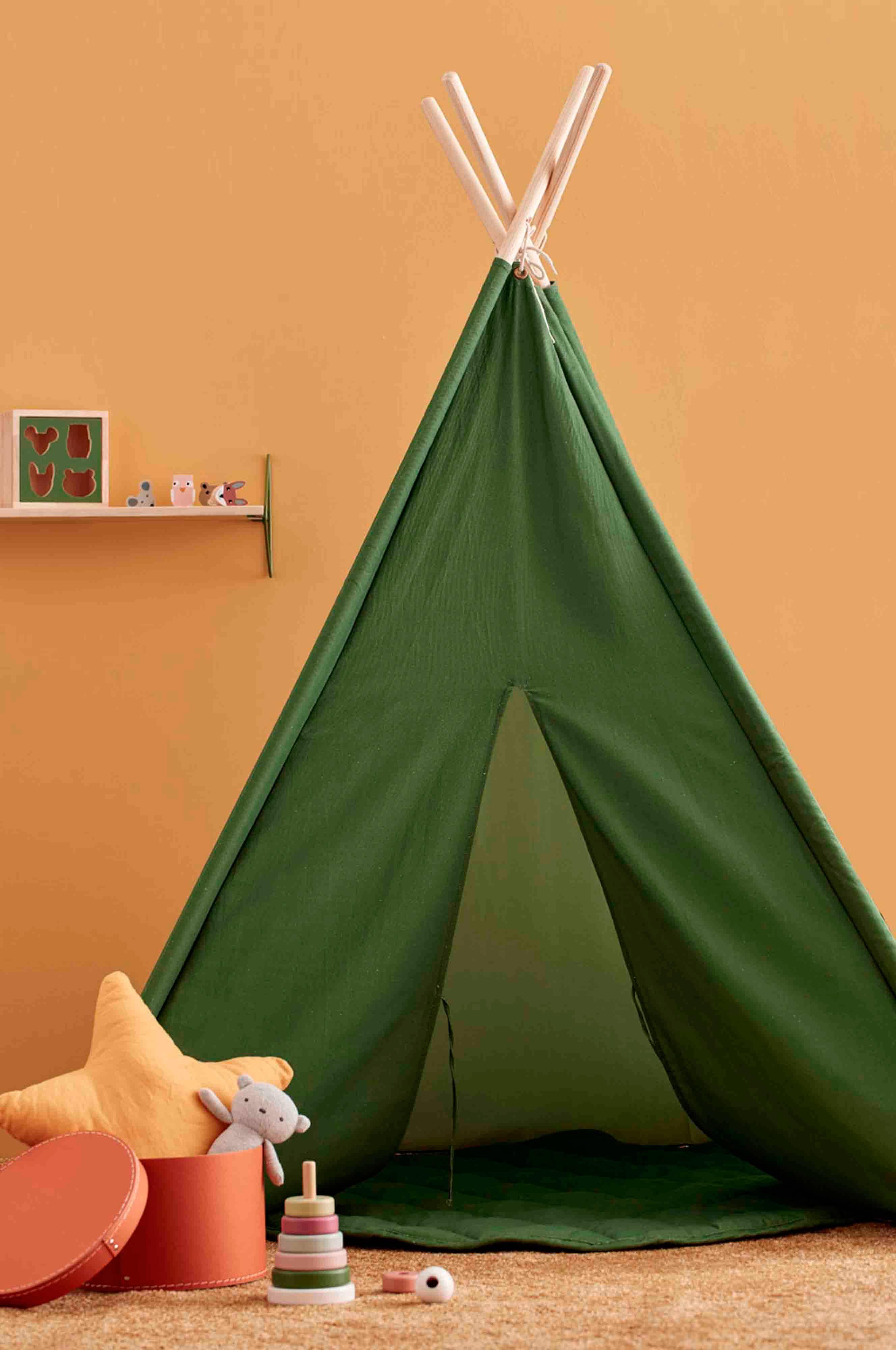 Kids Concept Tipitält Grön Möbler Homeroom.se