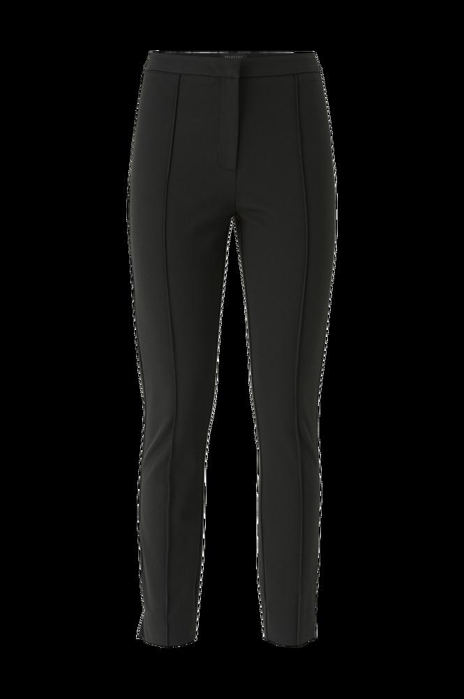 Selected Femme Bukser slfIlue MW Pintuck Pant