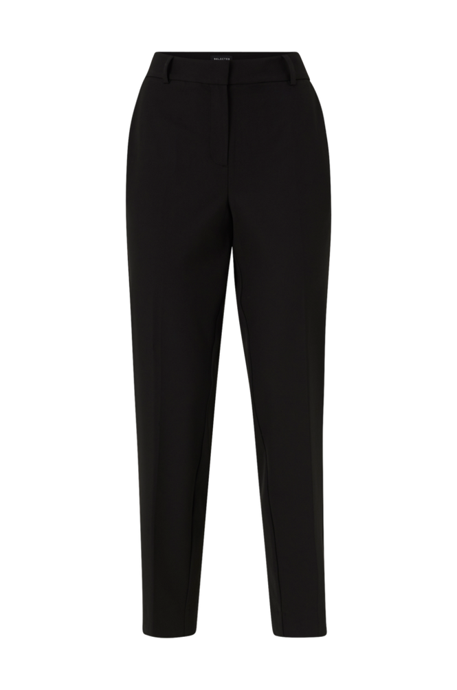 Selected Femme Bukser slfRia MW Cropped Pant
