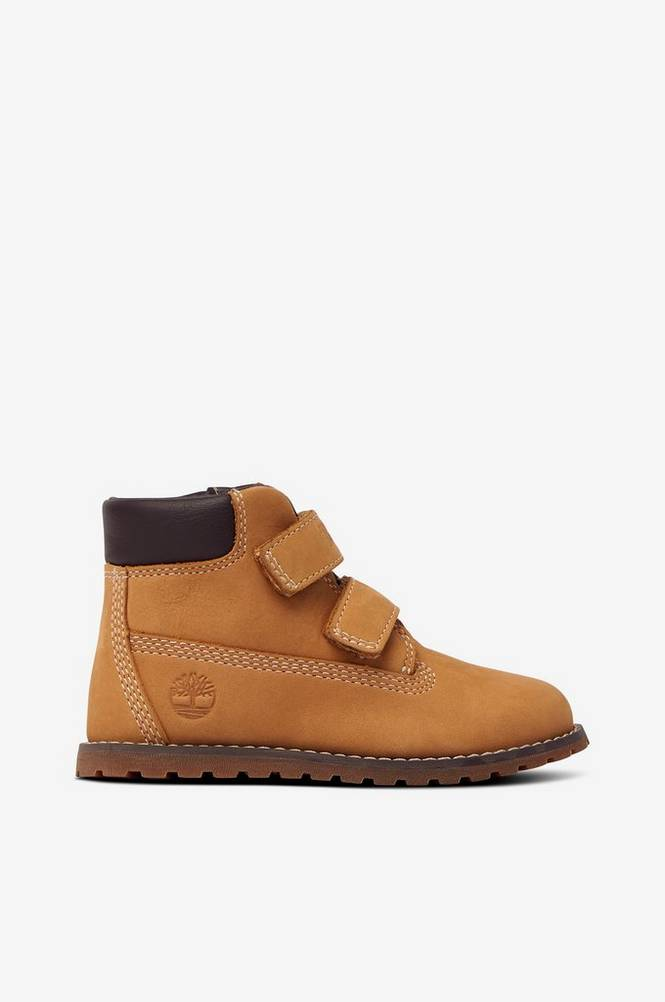 Timberland Støvle Pokey Pine Hook & Loop Boot