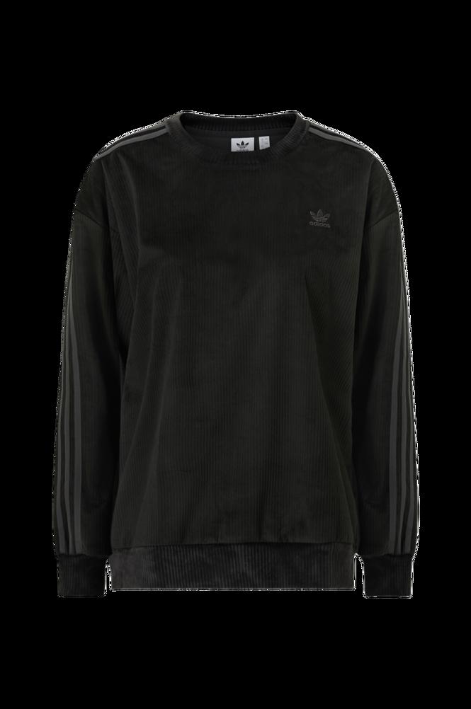 adidas Originals Sweatshirt i fløjl