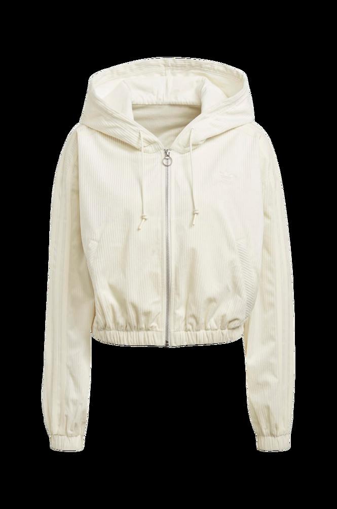 adidas Originals Hættetrøje Hooded Crop Top