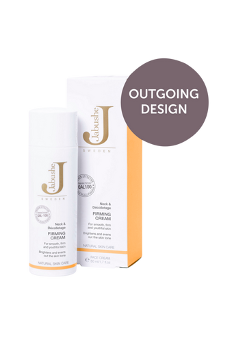 Jabushe Neck & Décolletage Firming Cream 50 ml