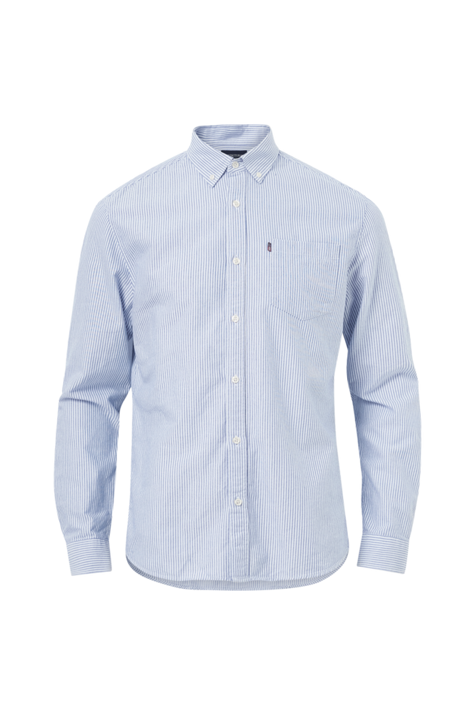 Lexington Skjorte Kyle Organic Cotton Oxford Shirt