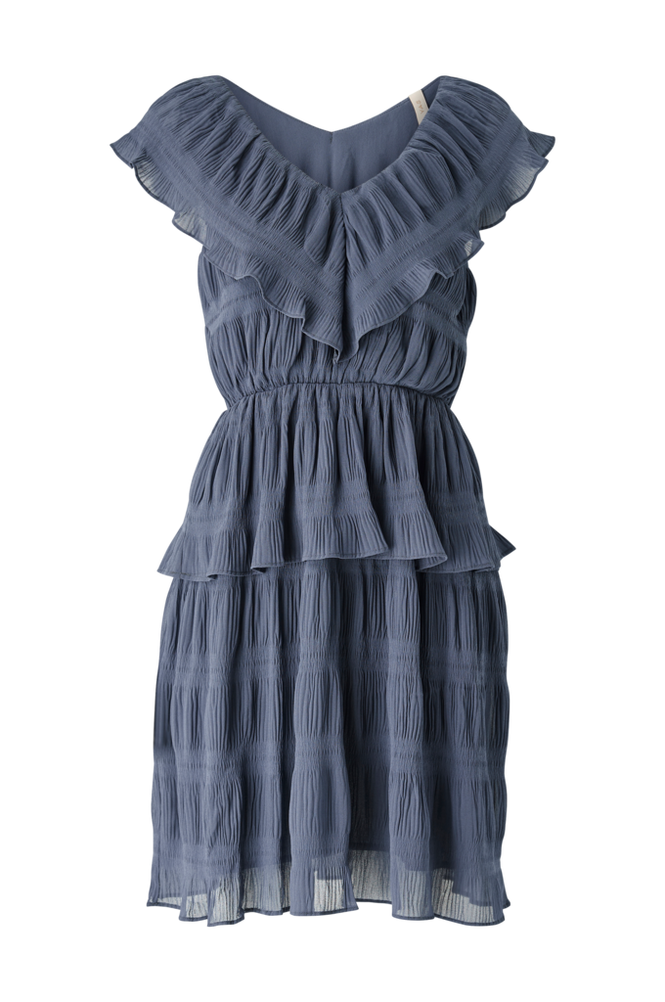 Y.A.S Kjole yasSydney SL Midi Dress
