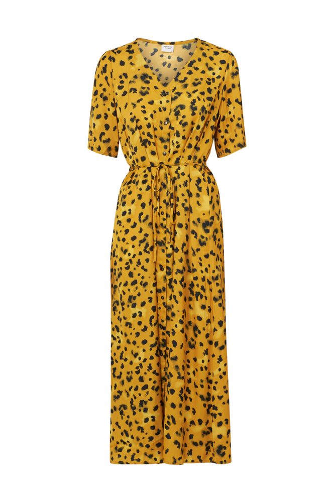 Jacqueline de Yong Maxikjole jdyRock 2/4 Long Shirt Dress