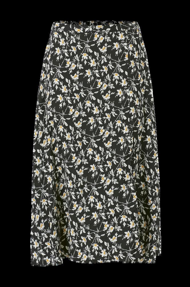 Jacqueline de Yong Nederdel jdyRock Above Calf Skirt