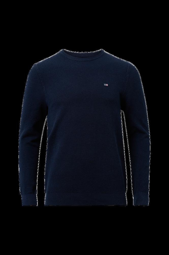 Lexington Trøje Graham Organic Cotton Crew Neck Sweater