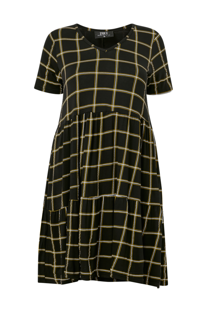 Zoey Kjole Kendall Dress
