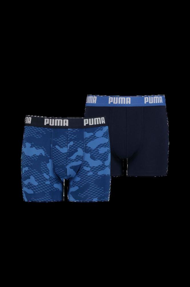 Puma Boxershorts Kids Camo 2-pak
