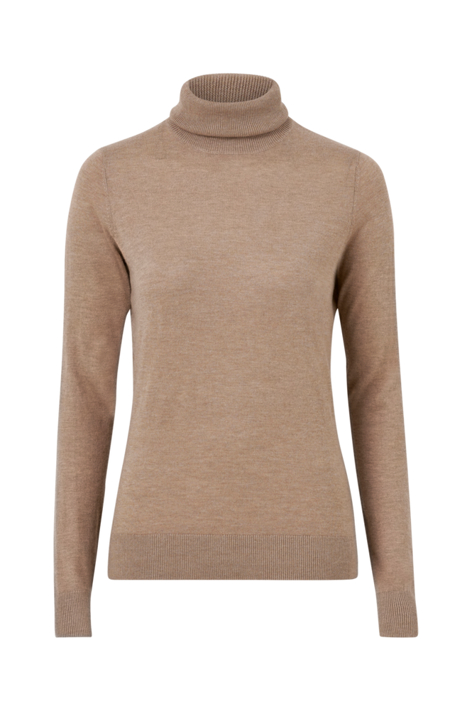 Second Female Trøje Felina Knit T-Neck