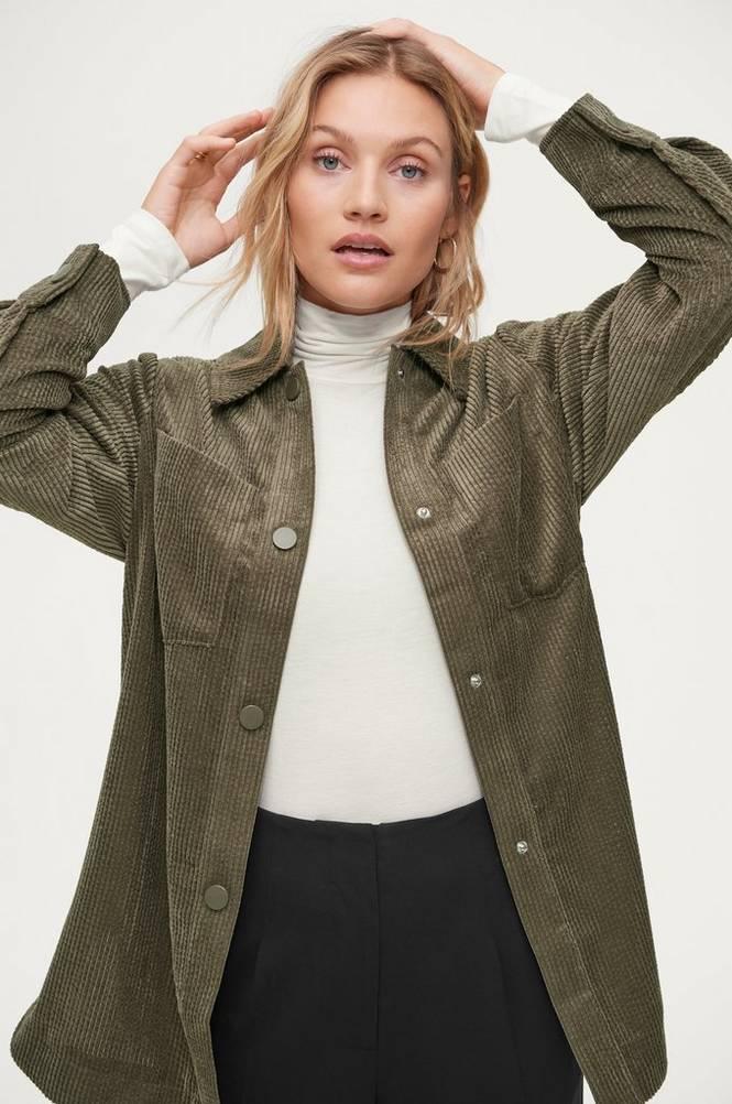 Second Female Skjortejakke Boyas Jacket