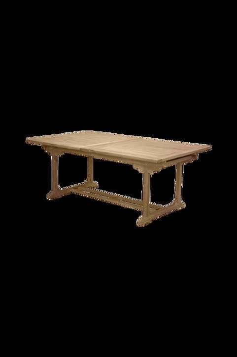 Matbord Kaspian 100x195-295 cm