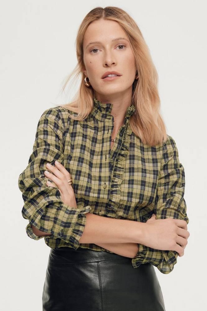Second Female Bluse Osla Shirt