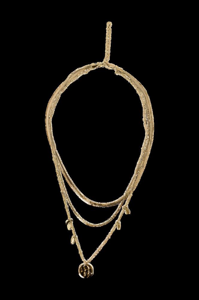 Pieces Halskæde pcAlicia Combi Necklace D2D