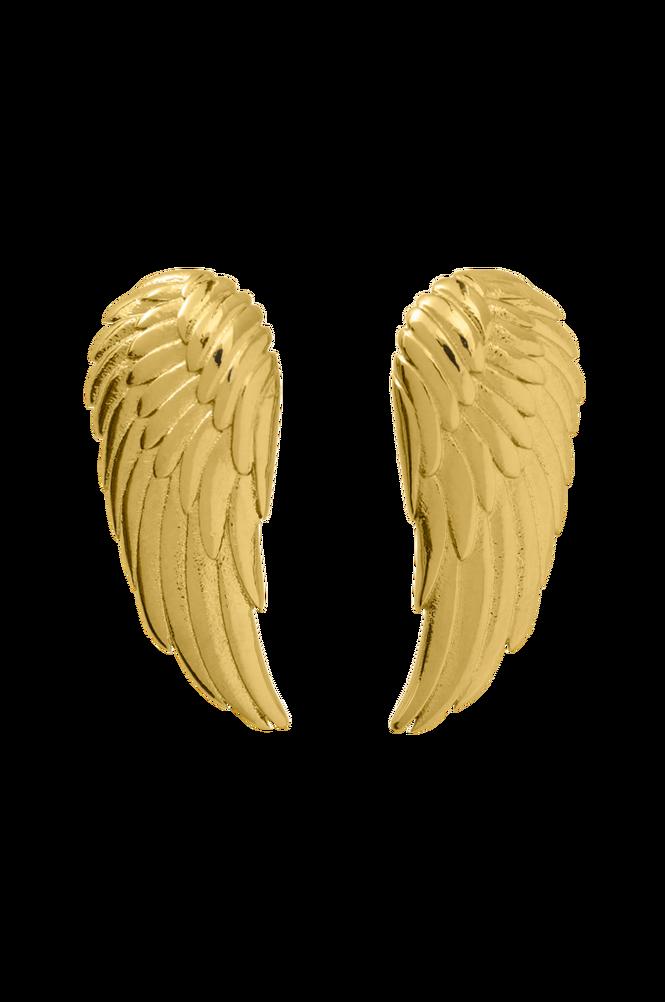 Edblad Øreringe Angel Earrings Small Gold