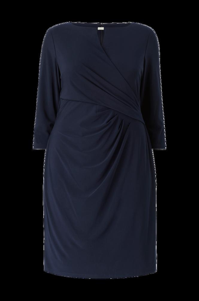 Lauren Ralph Lauren Curve Kjole Dress w Trim