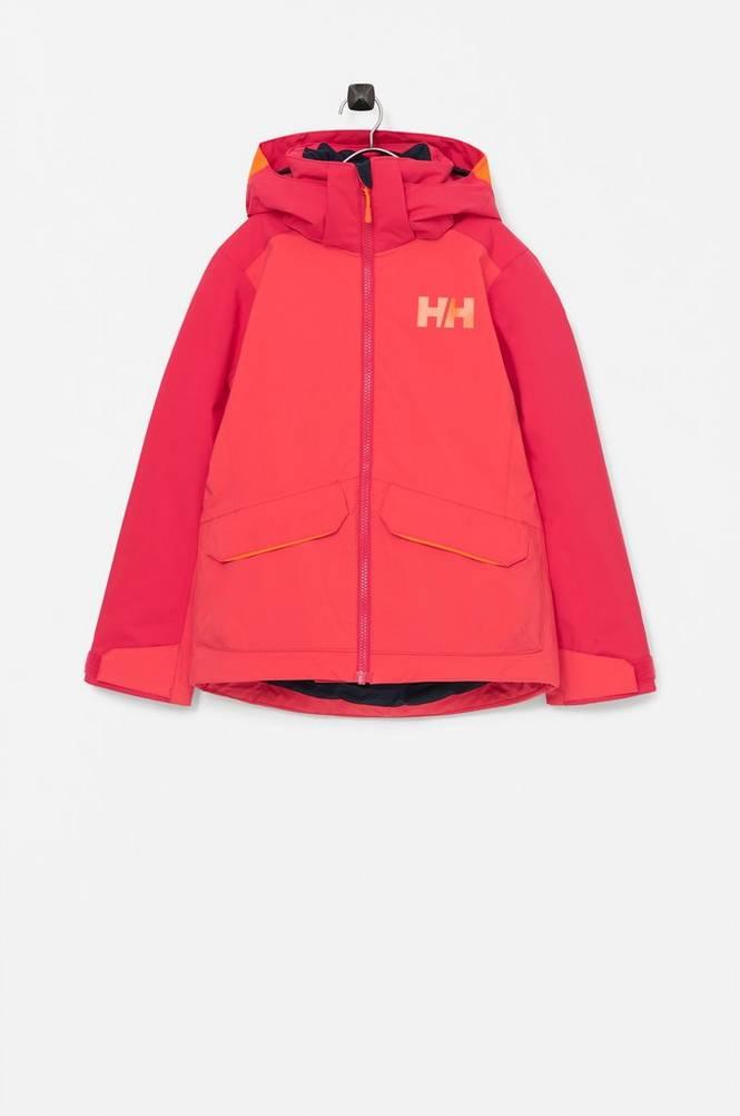 Helly Hansen Skijakke JR Snowangel Jacket