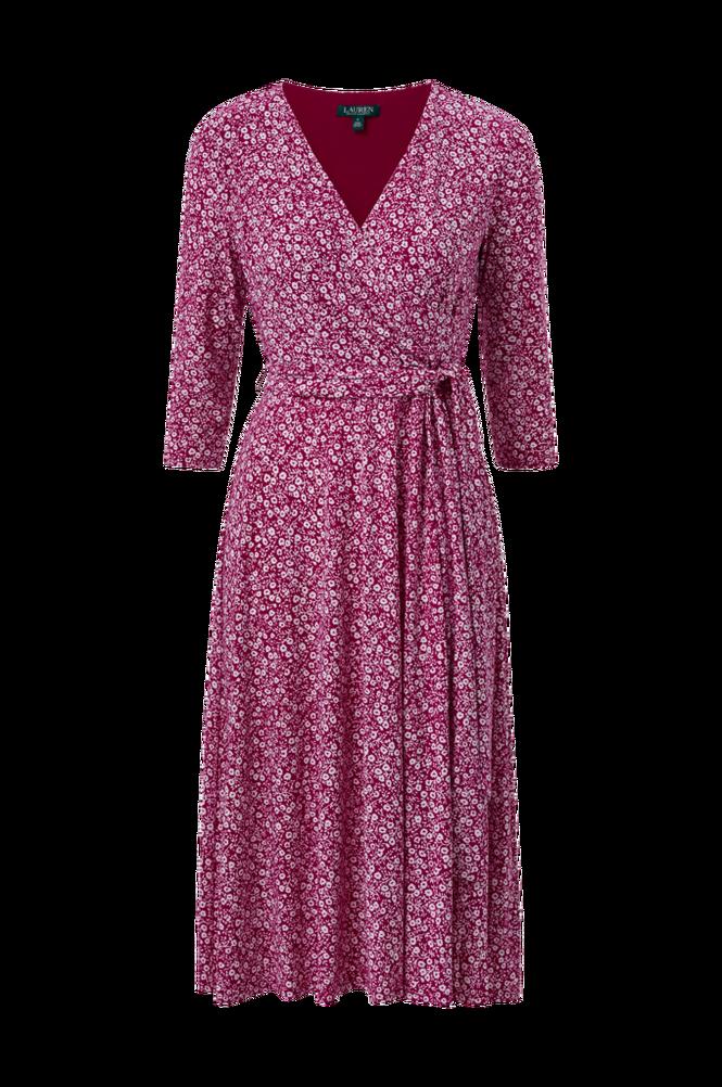 Lauren Ralph Lauren Kjole Dahlia Crm Dress