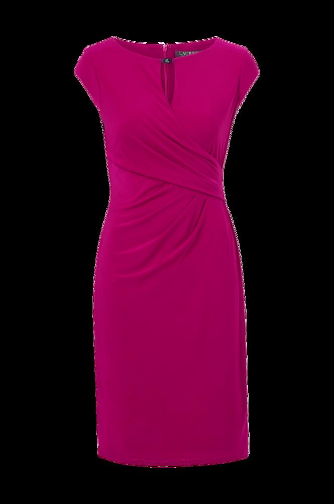 Lauren Ralph Lauren Kjole Mid Weight MS-Dress W Trim