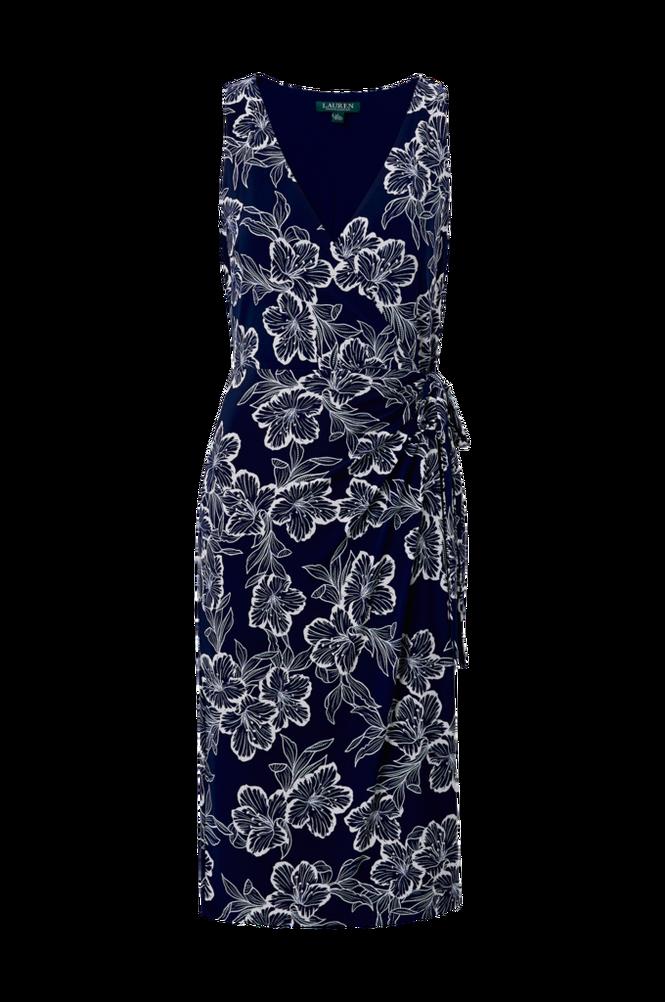 Lauren Ralph Lauren Kjole Day Dress Printed Matte