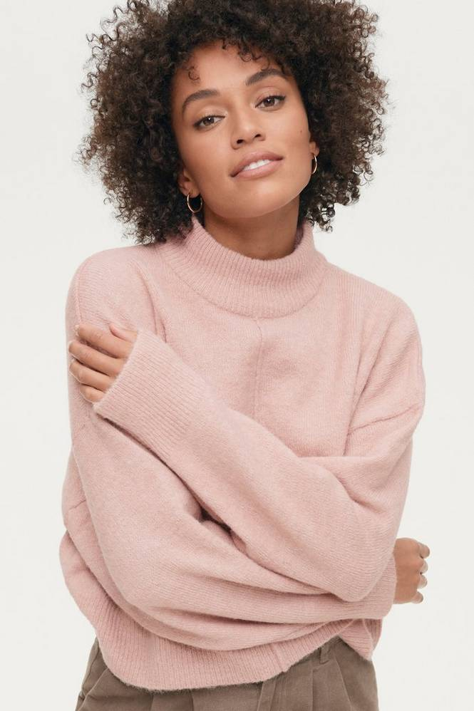 Gina Tricot Trøje Maggie Knitted Sweater