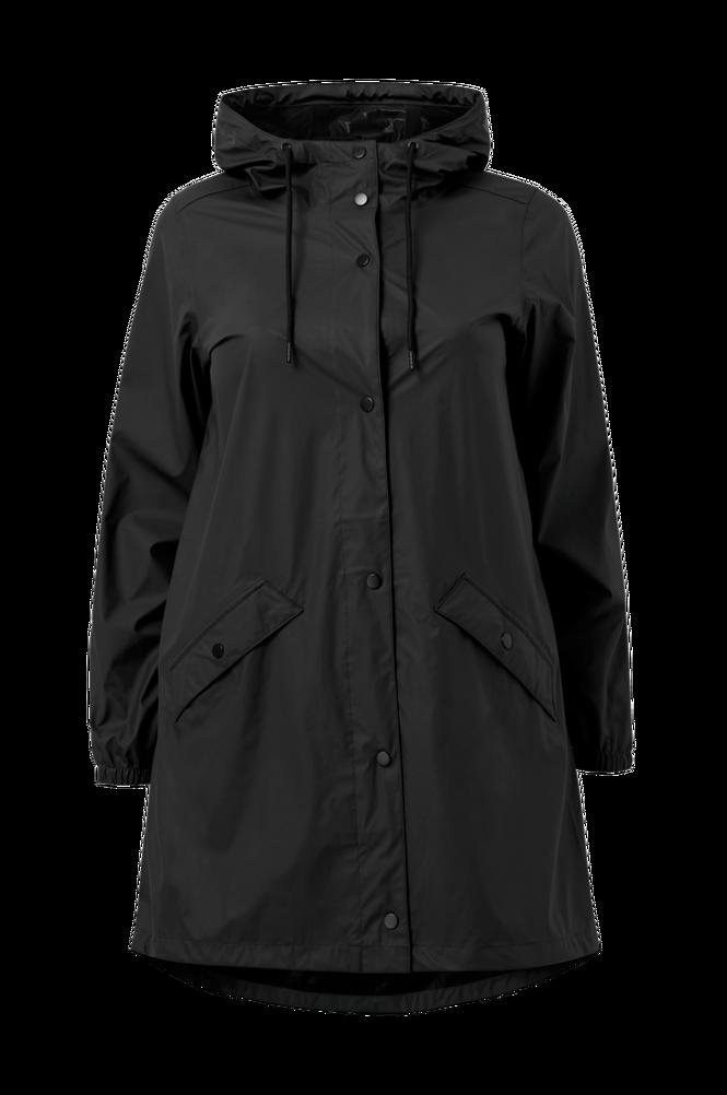 Zizzi Regnjakke mRainy L/S Raincoat