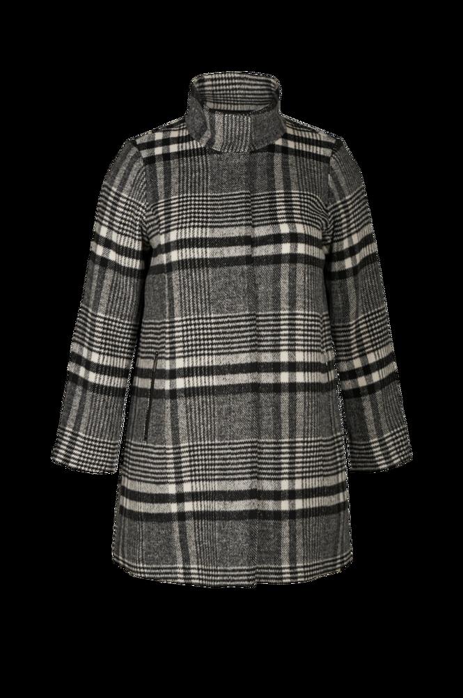 Zizzi Frakke mPearl L/S Coat