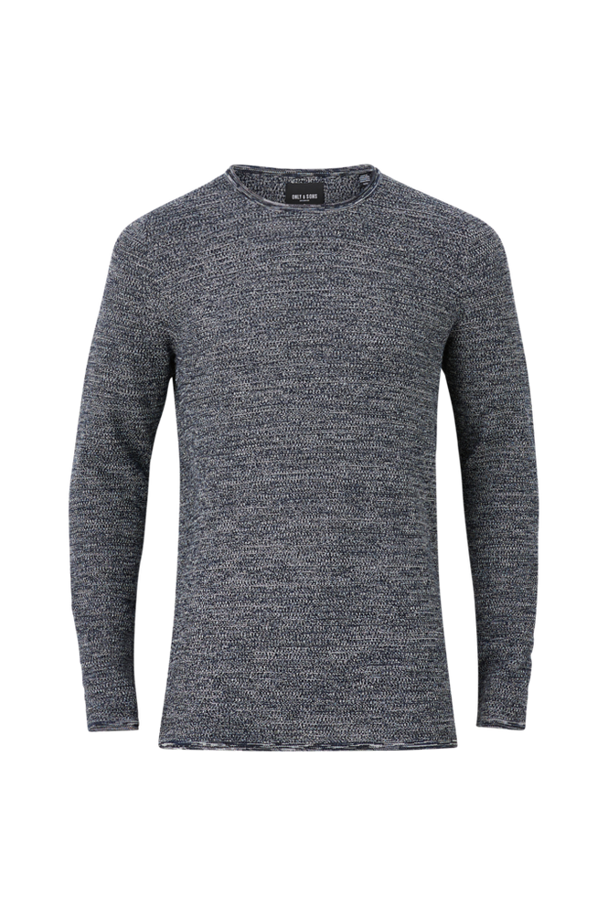 Only & Sons Trøje onsWictor 12 Structure Crew Neck